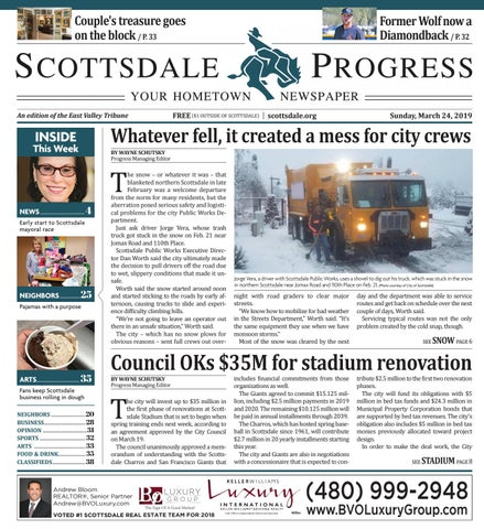 Scottsdale Progress 03 24 2019 By Times Media Group Issuu