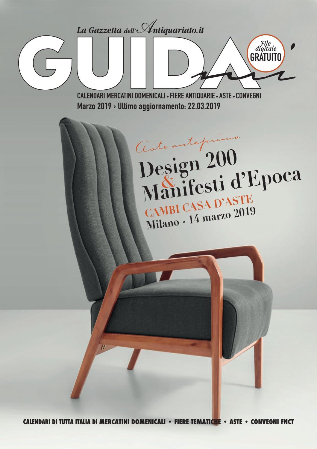 GUIDAMI (aggiornamento) 22 Marzo 2019 by La Gazzetta dell