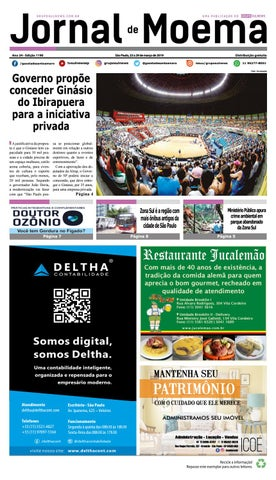 826041493 JORNAL DE MOEMA - Edição 1192 - São Paulo