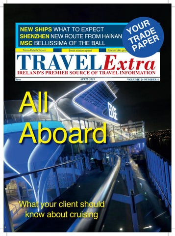 Travel Extra April 2019 by Travel Extra - issuu