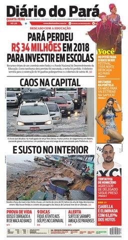 f046cfcb66bc5 Jornal Diário do Pará Nº 12.625 by Portal Academia do Samba - issuu
