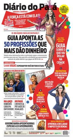 b3647d537cadd Jornal Diário do Pará Nº 12.628 by Portal Academia do Samba - issuu
