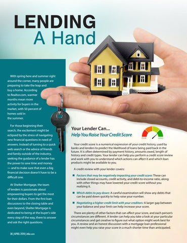 Page 38 of Shelter Mortgage Lends A Hand
