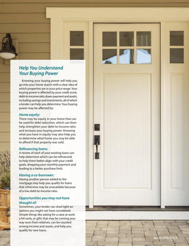 Page 39 of Shelter Mortgage Lends A Hand