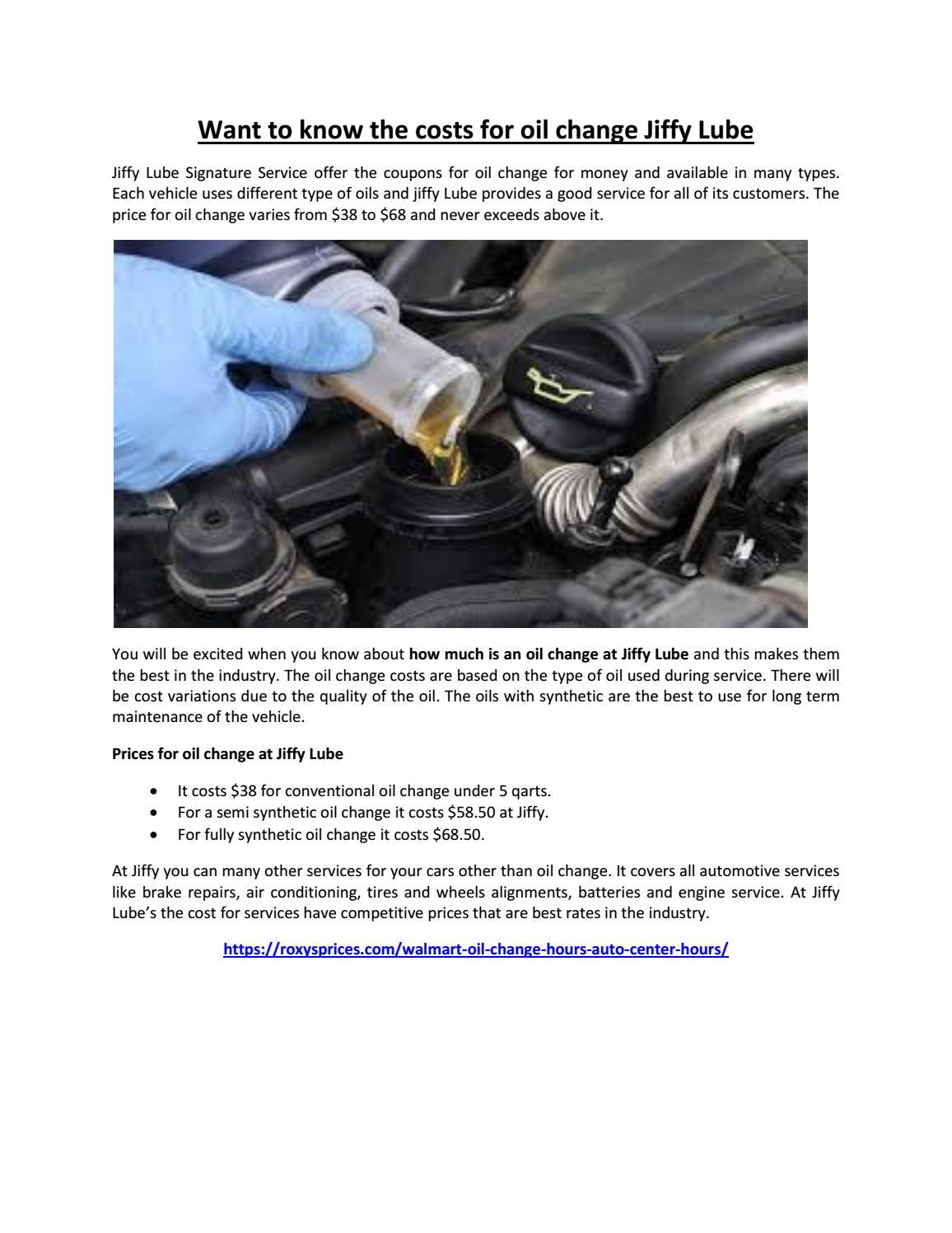 How Much Is An Oil Change >> Roxys Place For All Prices By Aish Das Issuu