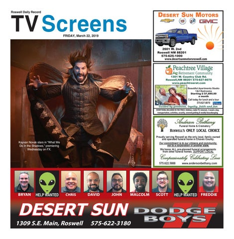 Screens 3 22 19 by Roswell Daily Record - issuu