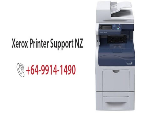 Fuji Xerox Printer Support NZ +64 9914-1490 by Technical Support - issuu