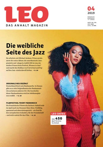 April 2019 By Leo Das Anhalt Magazin Issuu