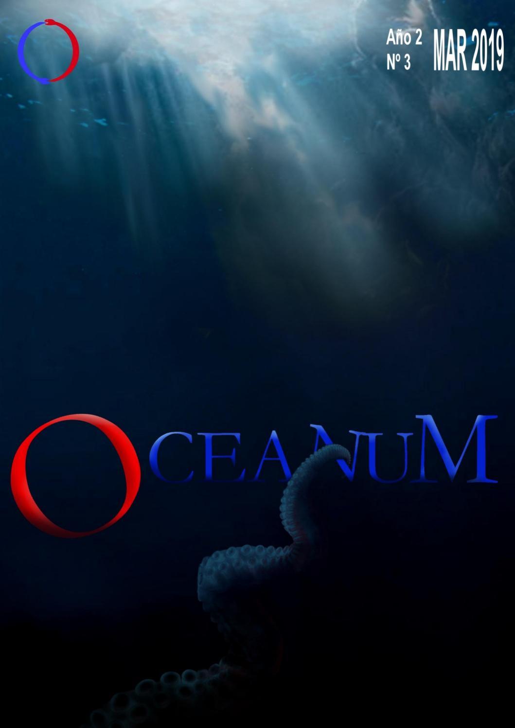 Oceanum Revista Literaria Independiente By Perezgarcia