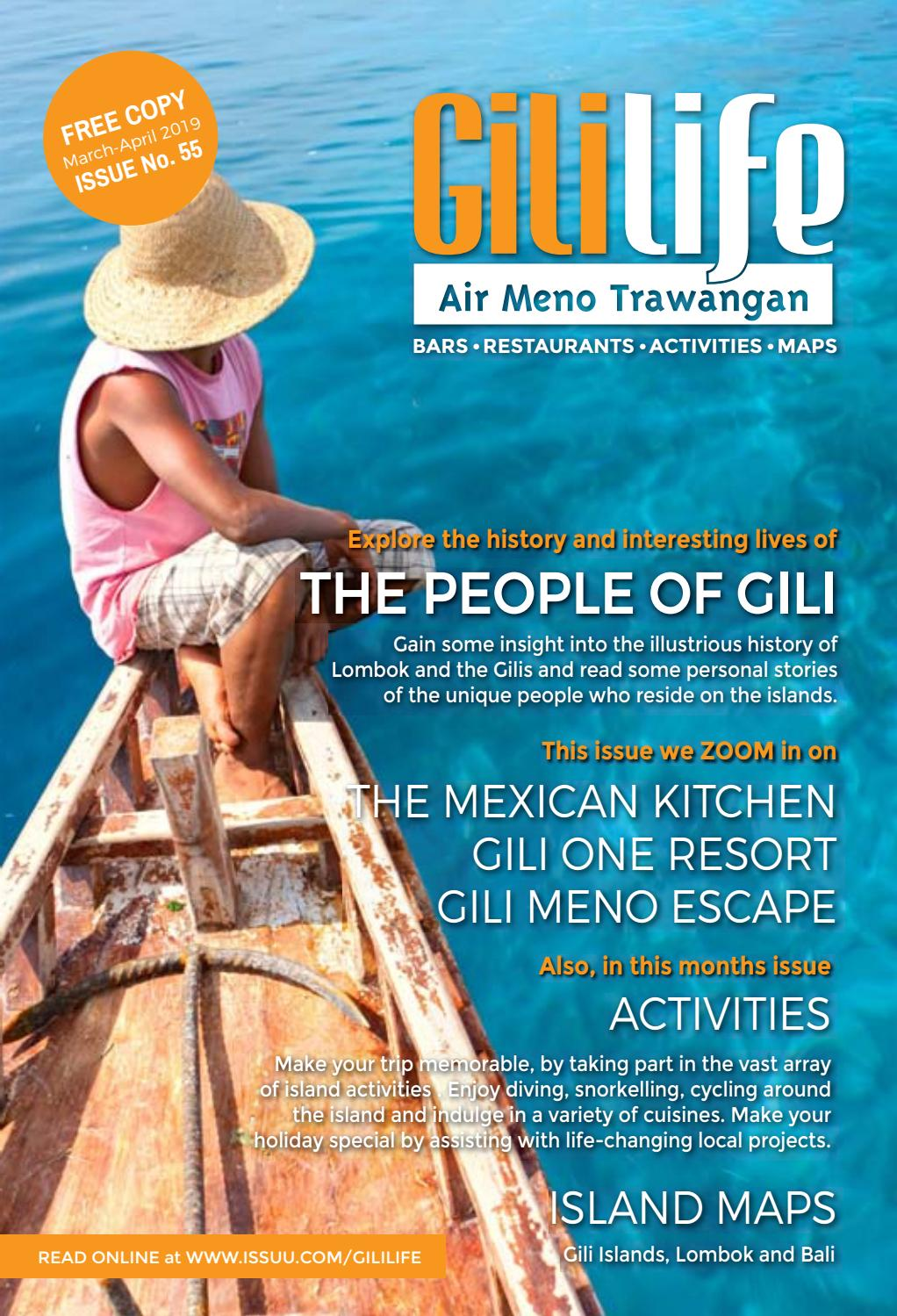 c5706275674 Gililife  55 March to April 2019 by Gililife - issuu