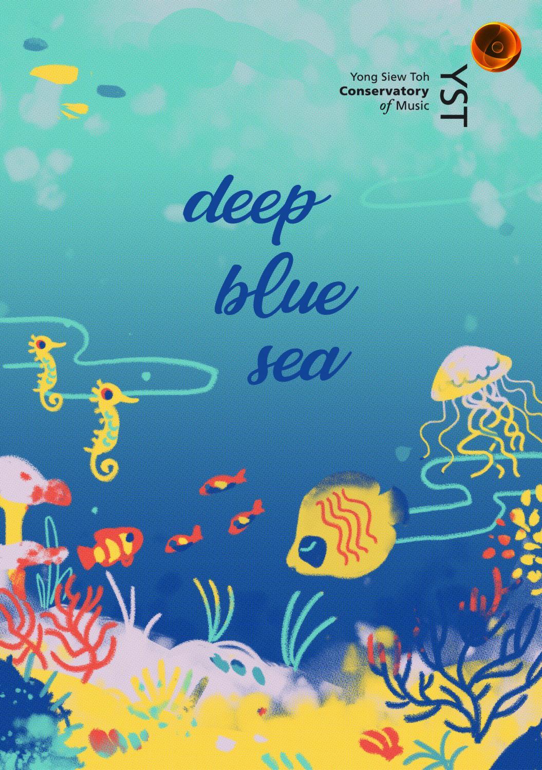 Families Of The Deep Blue Sea