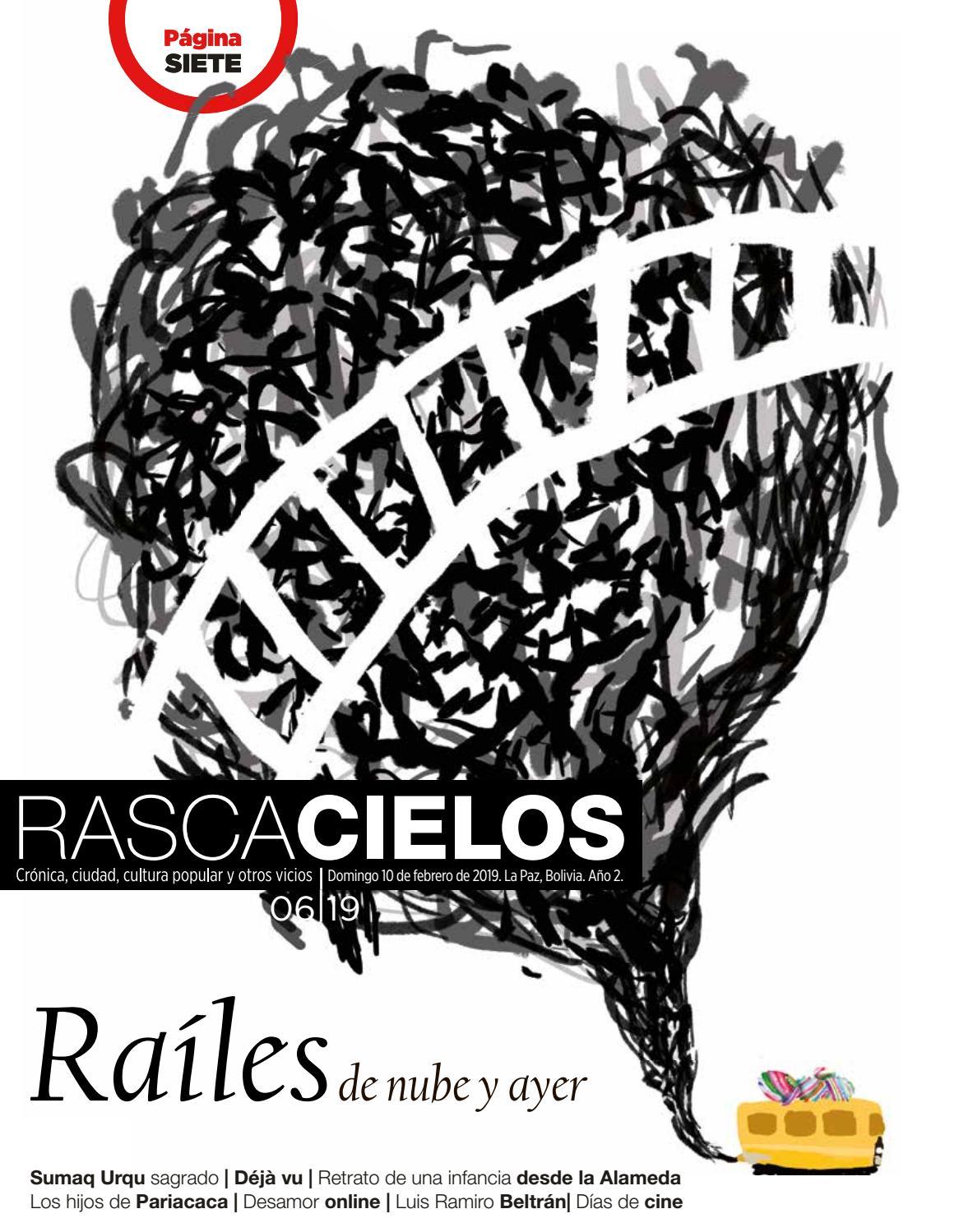 Revista Rascacielos 6|19 (10 de febrero, 2019) by Revista Rascacielos -  issuu