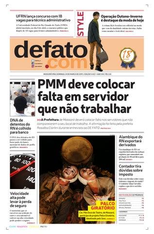 41c19785e Jornal de Fato by Jornal de Fato - issuu
