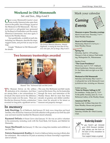 Page 7 of Membership Reminder