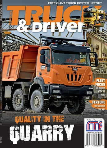 NZ Truck & Driver April 2019 by NZ Truck & Driver - issuu