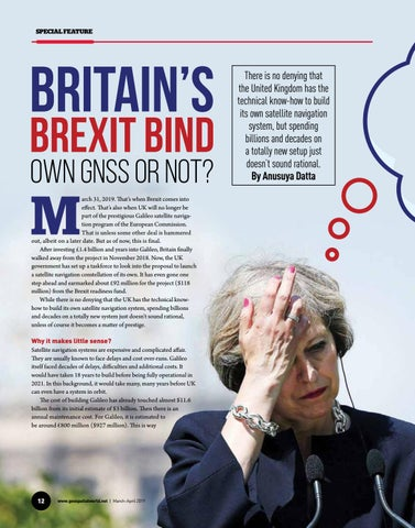 Page 12 of Britain's Brexit Bid - Own GNSS or Not?