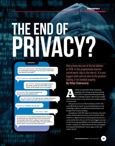 Page 35 of The End of Privacy?