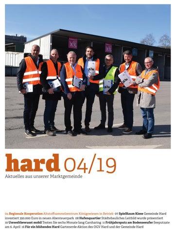 hard April 2019 - Marktgemeinde Hard