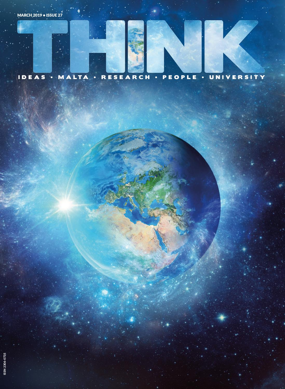 THINK - Issue 27 by Think - issuu