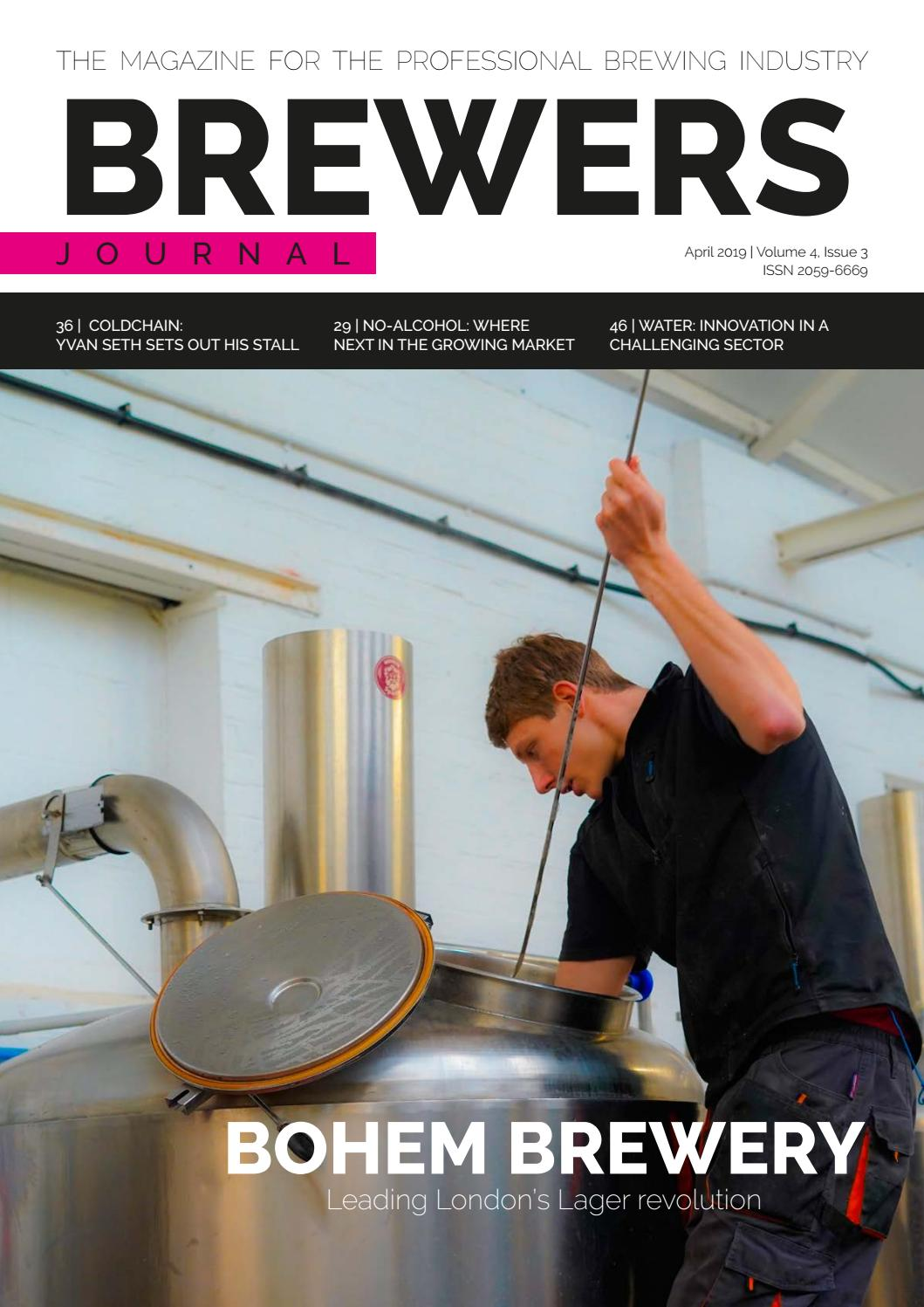 The Brewers Journal April 2019, iss3 vol 5 by Reby Media - issuu