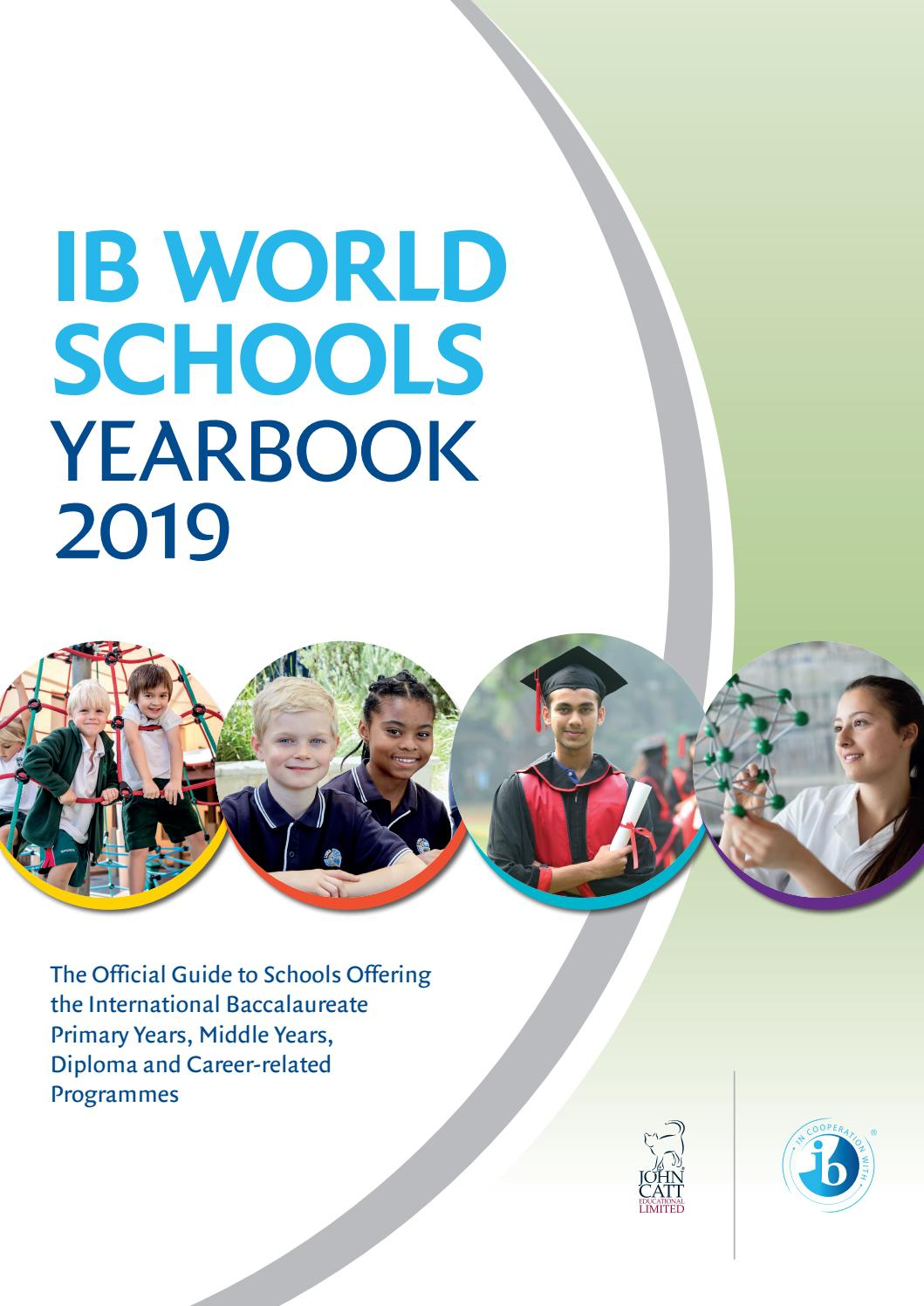 Ana Lago Hot ib world schools yearbook 2019john catt educational - issuu