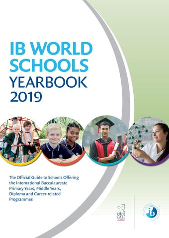 IB World Schools Yearbook 2019 by johncatt - issuu
