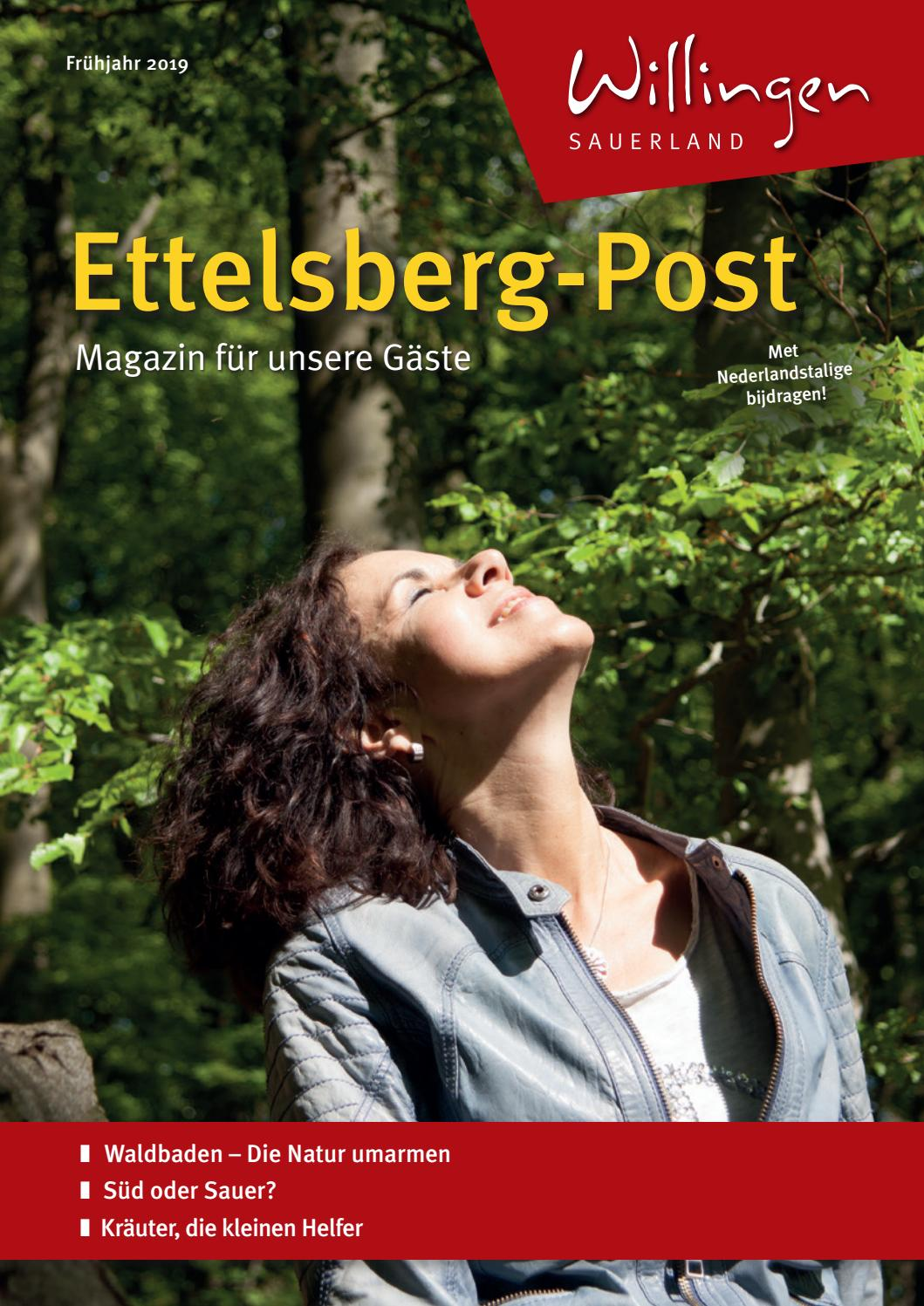 Ettelsberg Post Frühling 2019 by Willingen issuu
