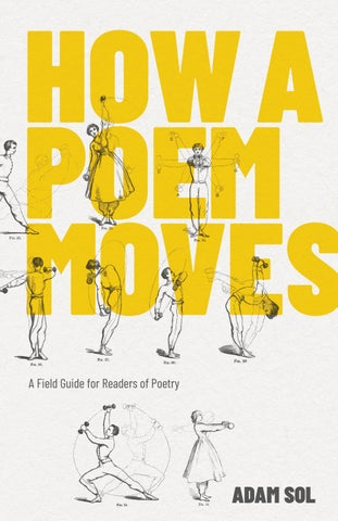 HOW A POEM MOVES by tinh seo2018 - issuu