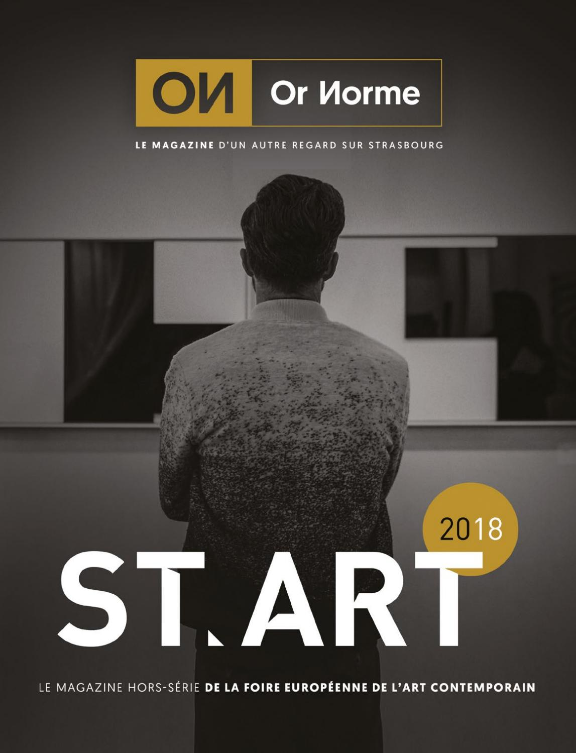 Metier Et Passion Mommenheim st-art 2018| hors-serie - or normeor norme - issuu