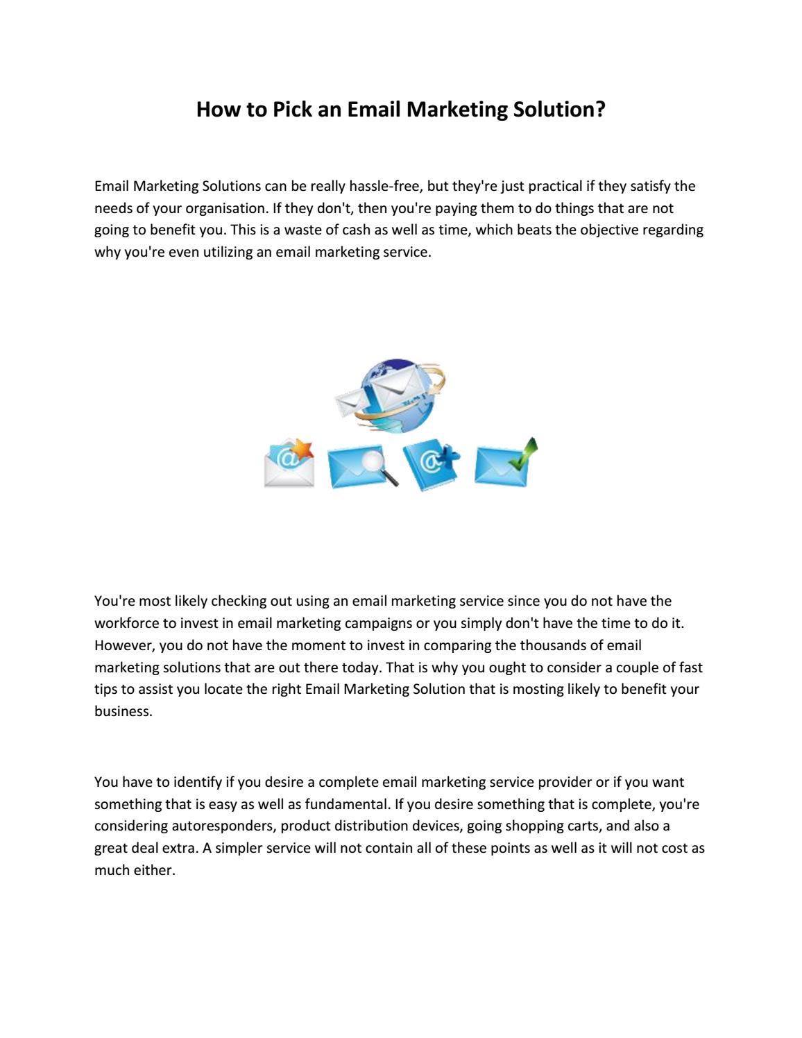 Best Bulk Email Marketing Software | Dedicated SMTP Server