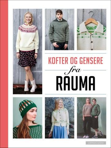 be789230 Kofter og gensere fra Rauma by Cappelen Damm AS - issuu