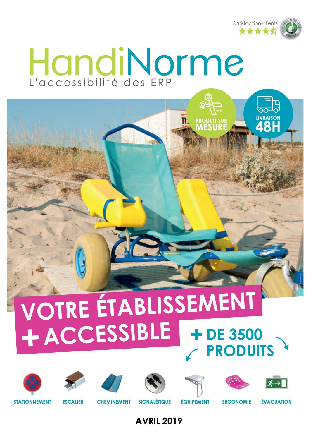 Catalogue Handinorme Avril Issuu By 2019 543ARjqL