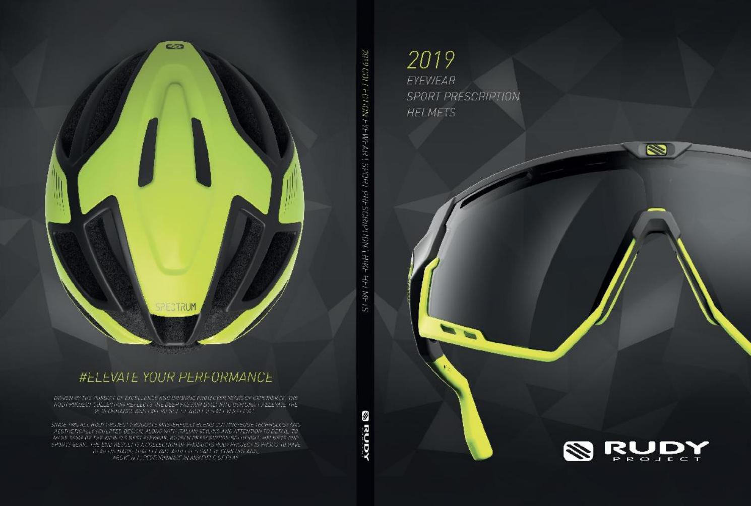90d3dbd1b Rudy Project 2019 catalogue by Optiikka Juurinen Oy - issuu
