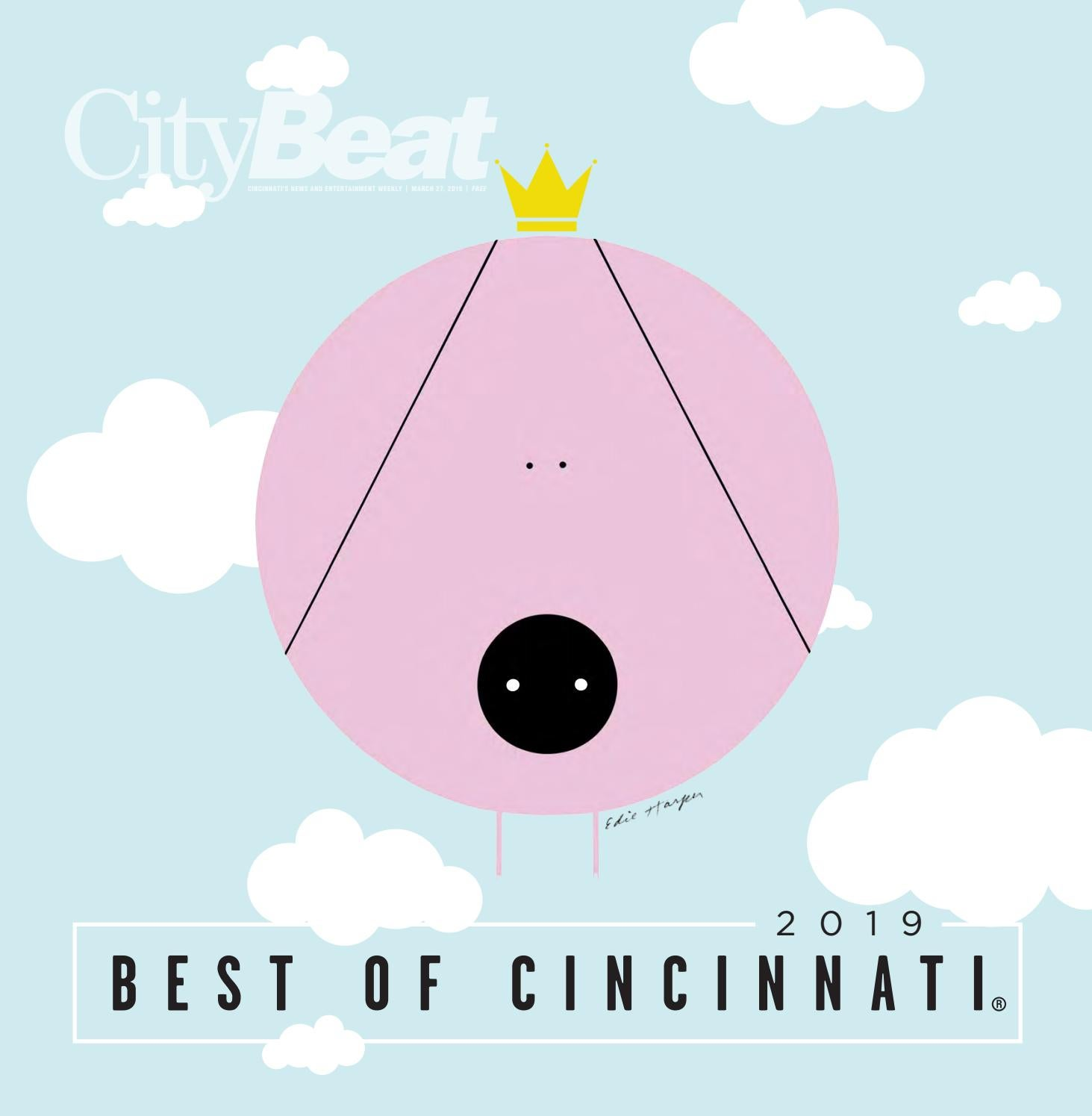 19aafaf4b Best Of Cincinnati 2019 by Euclid Media Group - issuu