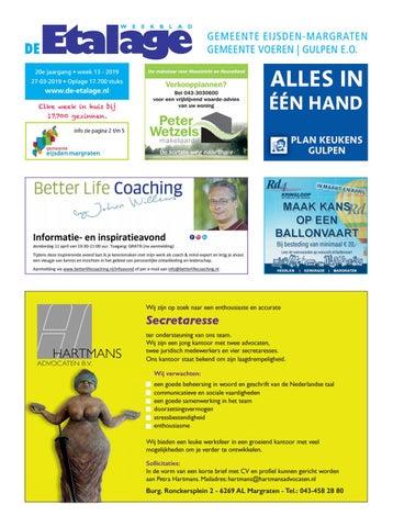 430843c20ca533 de Etalage week 13 by De Etalage - issuu