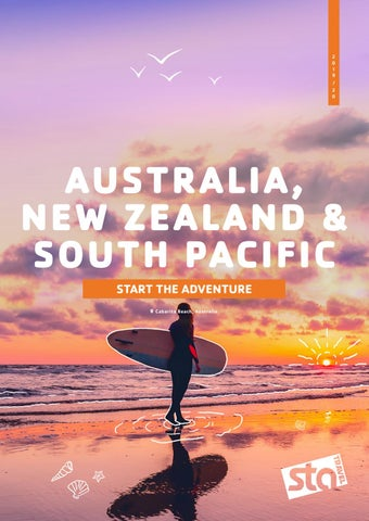 36de5cbd4c0 Australia, New Zealand & South Pacific 2019-20 GBP by STA Travel Ltd ...
