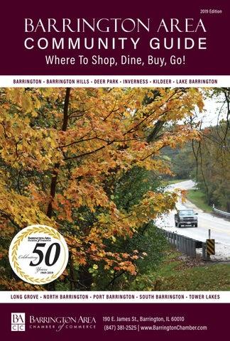 Barrington IL Regional Magazine - Town Square Publications