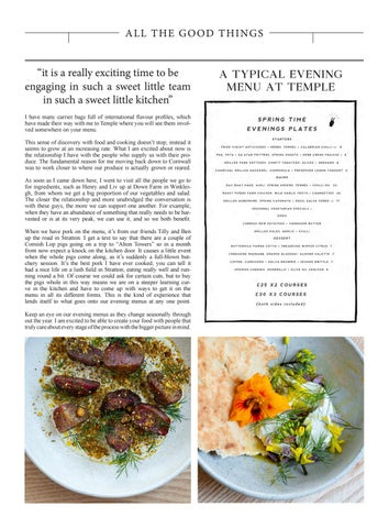 Page 7 of Evening Small Plates at Temple, Bude