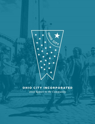 Ohio City Incorporated 2018 Annual Report by Ohio City
