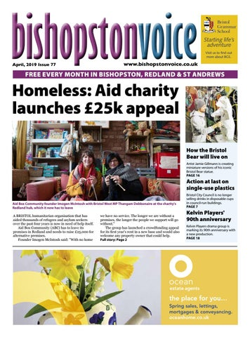 Bishopston Voice April 2019 by Emma Cooper - issuu