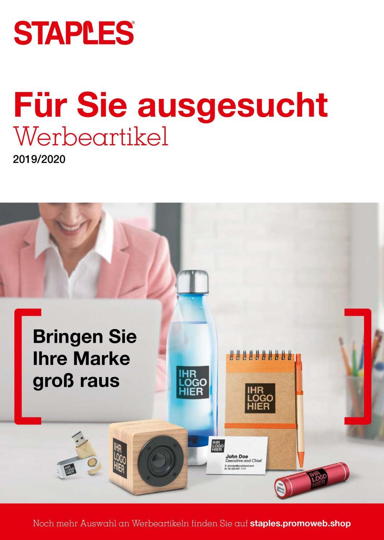 6980ac33416e31 Werbeartikel 2019/2020 by Staples - issuu