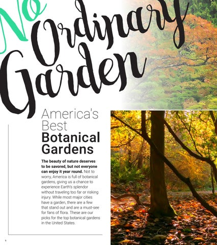 Page 8 of America's Best Botanical Gardens