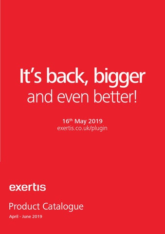 Exertis Product Catalogue_Q1_April-June_2019 by ExertisMarketing - issuu
