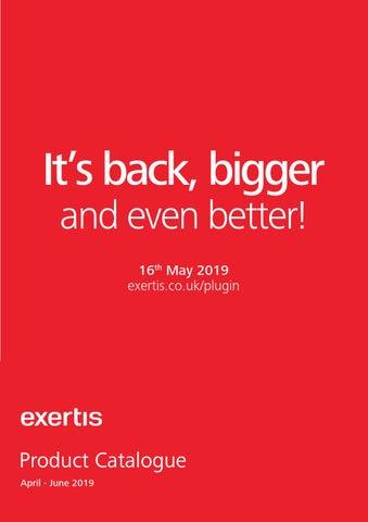 Exertis Product Catalogue_Q1_April-June_2019 by