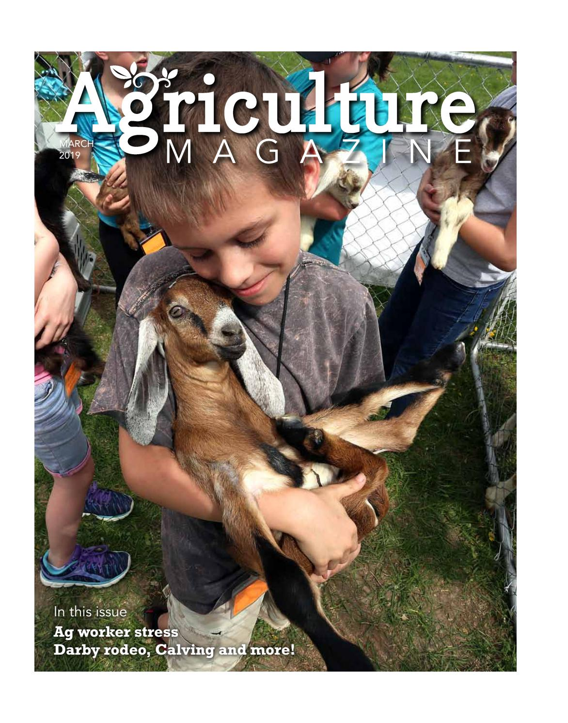 Agricultural Magazine March 2019 by Ravalli Republic - issuu
