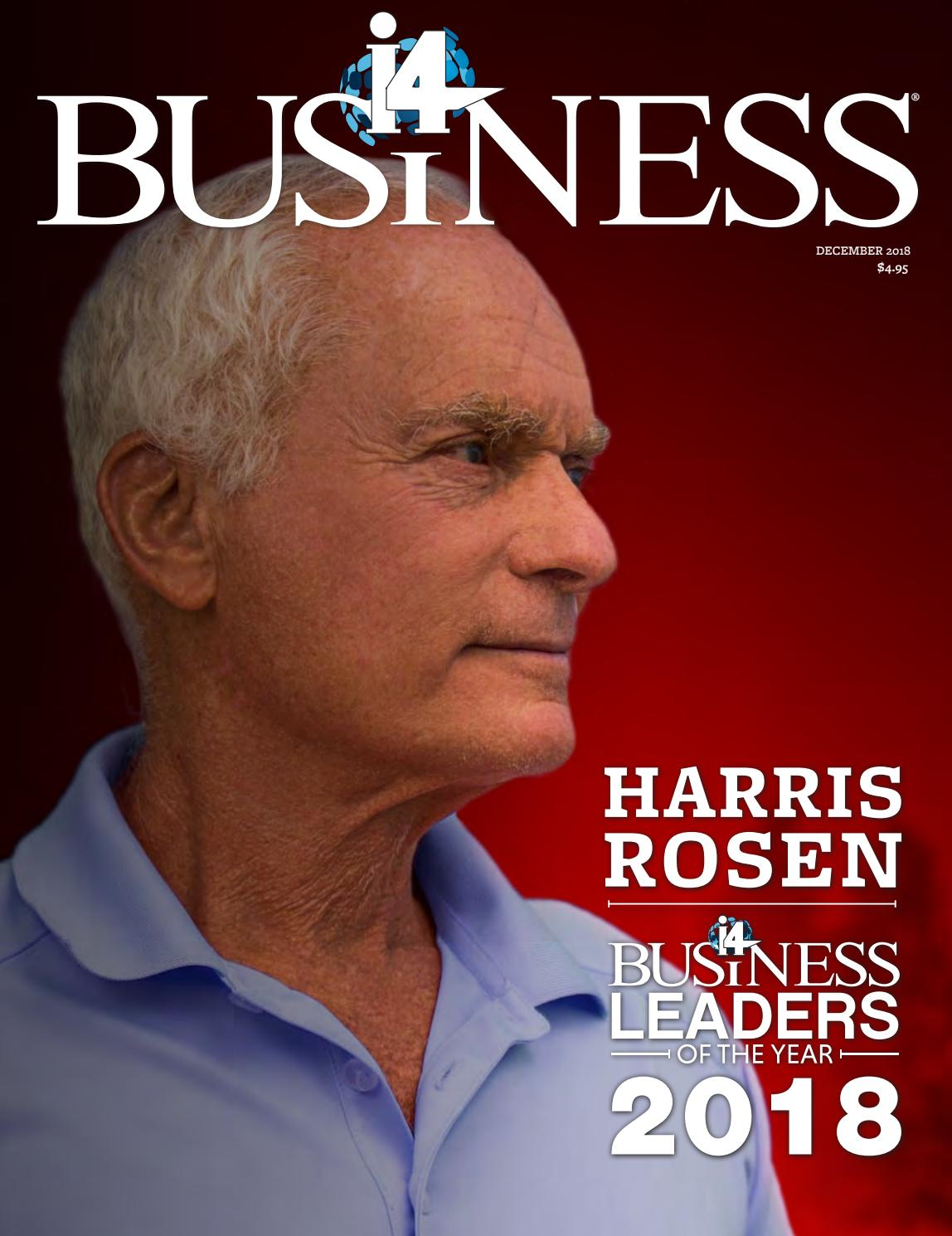 I4 Business December 2018 Business Leaders Of The Year By I4 Business Magazine Issuu