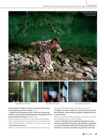 Page 29 of Fotokunst fra Istad og Schultz hos Galleri Semmingsen