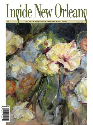 b4b7627875ef9 April-May 2019 Issue of Inside New Orleans by Inside Publications ...