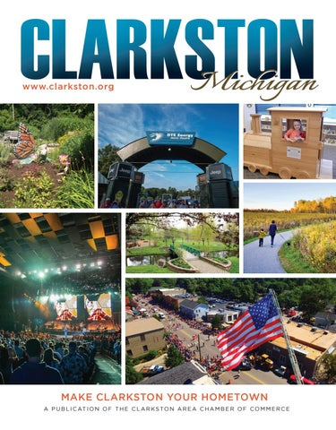 Clarkston MI Digital Publication - Town Square Publications