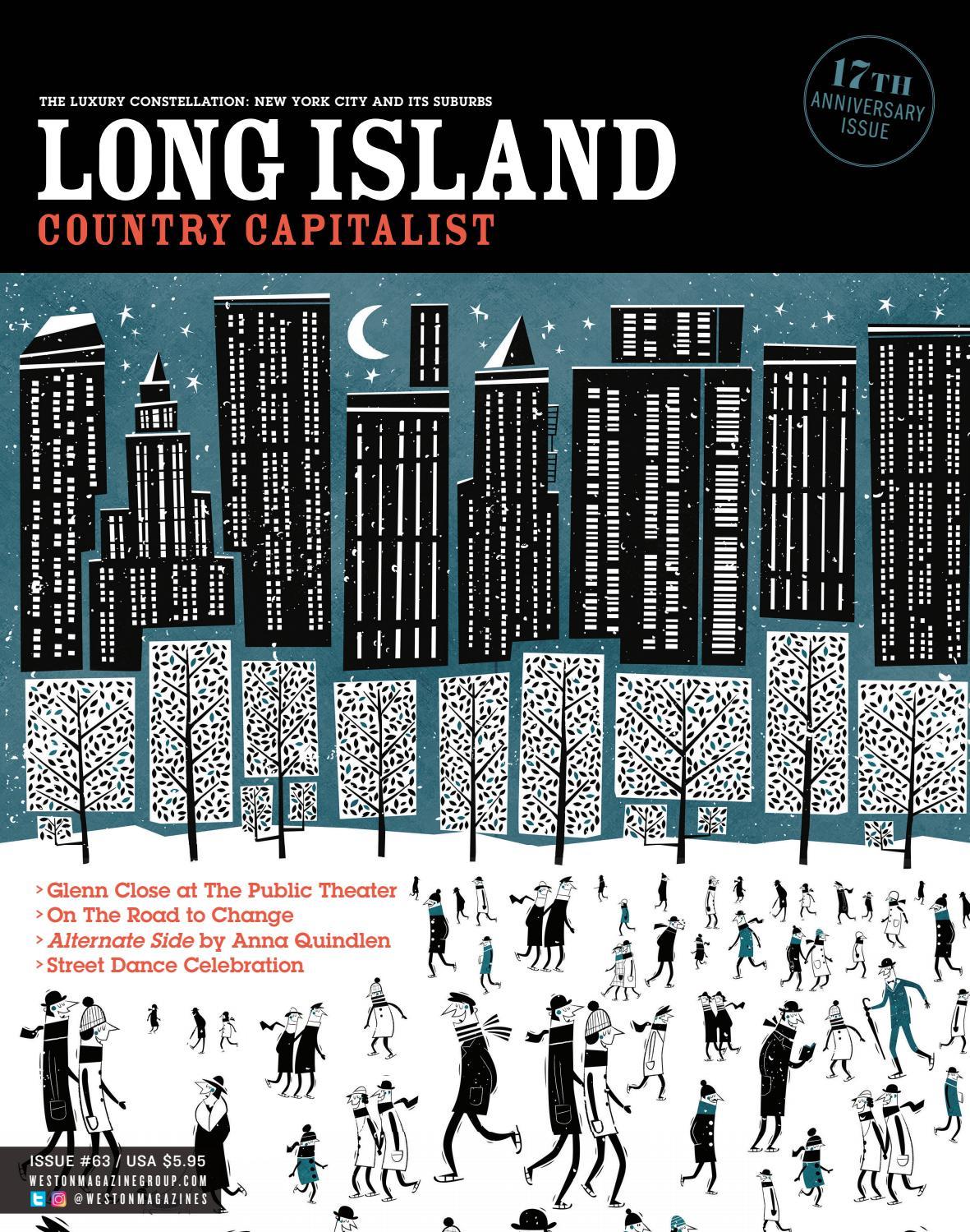 Long Island 63 by Weston Magazine Group - issuu
